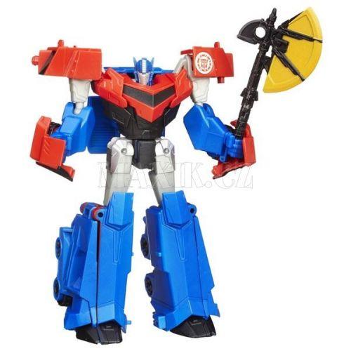 Hasbro Transformers RID s pohyblivými prvky Optimus Prime cena od 0 Kč