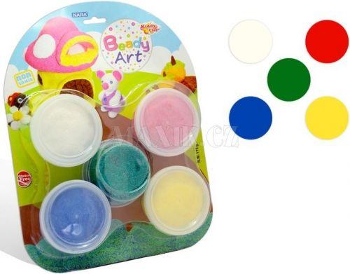 Hm Studio Modelovací hmota Beady 5 barev 179 g cena od 99 Kč