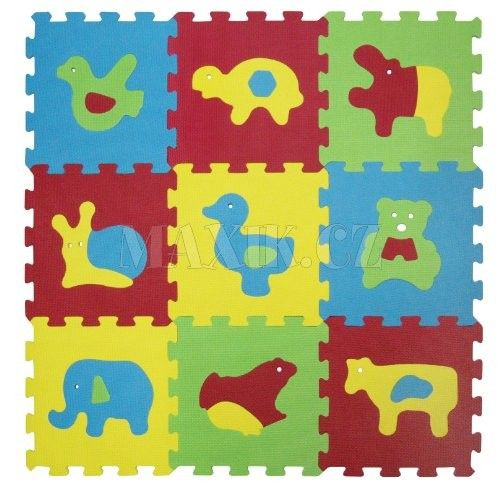 Ludi Puzzle pěnové 84x84 cm cena od 383 Kč