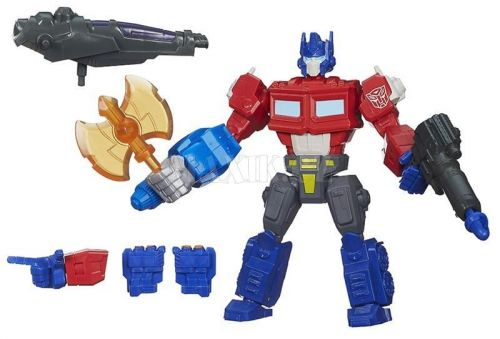 Hasbro Hero Mashers s doplňky Optimus Prime cena od 399 Kč