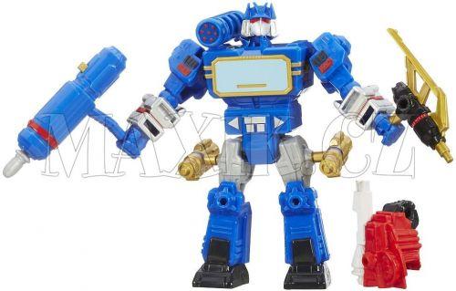 Hasbro Hero Mashers figurka s doplňky Soundwave cena od 0 Kč