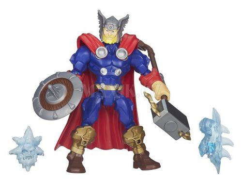 Hasbro Avengers Super Hero Mashers Thor cena od 449 Kč
