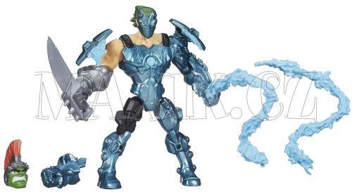 Hasbro Avengers Super Hero Mashers Marvel's Whiplash cena od 0 Kč