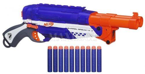 Hasbro Nerf N-Strike Elite Dvouhlavňová puška cena od 691 Kč