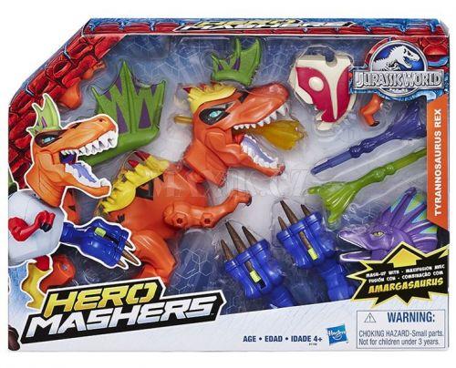 Hasbro Hero Mashers T-Rex cena od 280 Kč