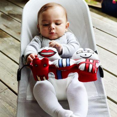 Babybjörn Měkká hračka pro houpací lehátko