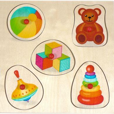 HESS Puzzle s úchopy hračky cena od 195 Kč
