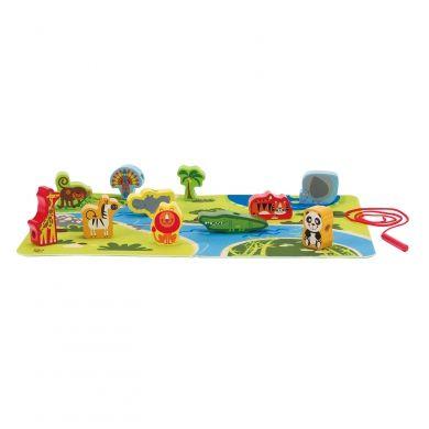 HAPE Safari-sada na hraní cena od 356 Kč