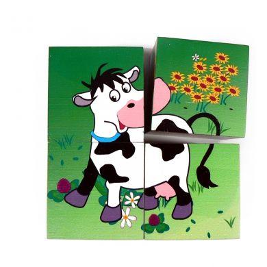 HESS Obrázková kostka farma cena od 260 Kč