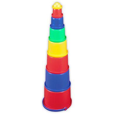 SPIELSTABIL Pyramida klasik 8 dílů cena od 407 Kč