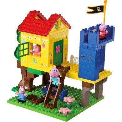 BIG PlayBIG Peppa Pig domek na stromě cena od 854 Kč