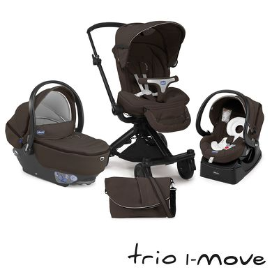 XXL obrazek CHICCO Trio I-Move
