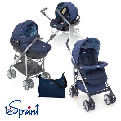 CHICCO Trio Sprint cena od 9338 Kč