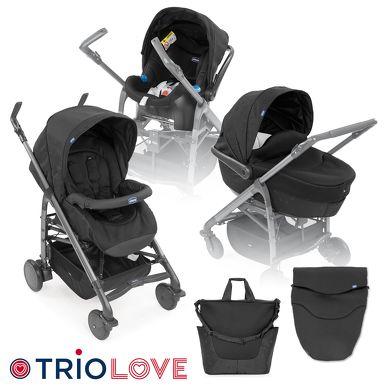 CHICCO Trio Love cena od 9999 Kč