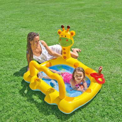 INTEX Dětský bazén žirafa