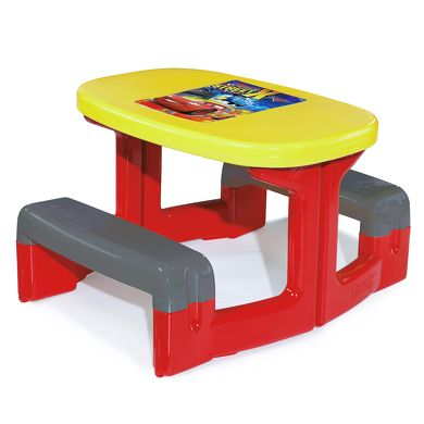 SMOBY Auta piknikový stůl cena od 0 Kč