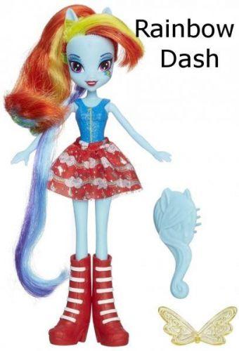 Hasbro My Little Pony Equestria girls Rainbow Dash