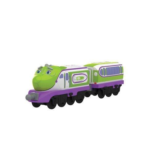 Chuggington CHUG Koko s vagonem pro cestující cena od 327 Kč
