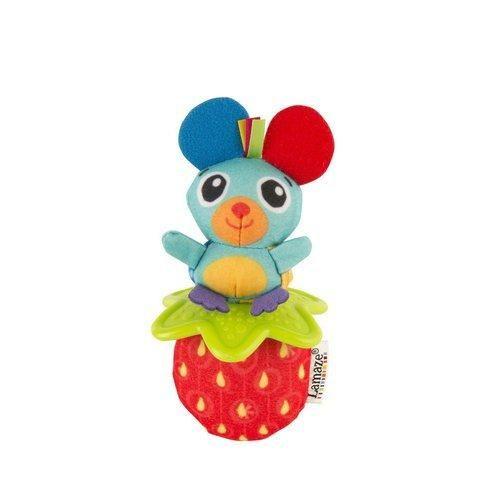 Lamaze Malá chrastící myška cena od 219 Kč