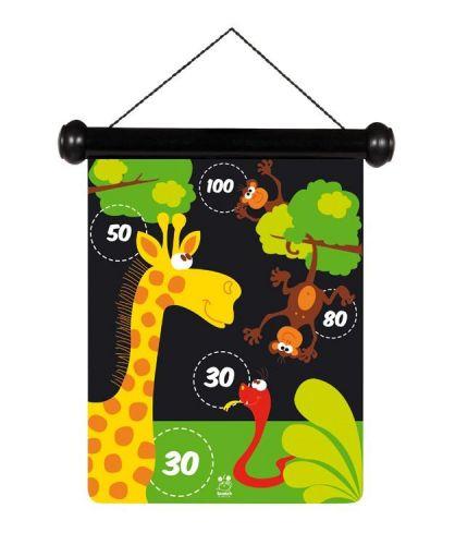 Scratch Magnetické šipky ZOO cena od 390 Kč
