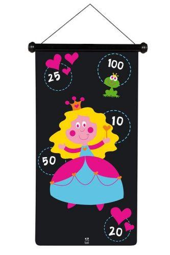 Scratch Velké magnetické šipky Princezna cena od 665 Kč