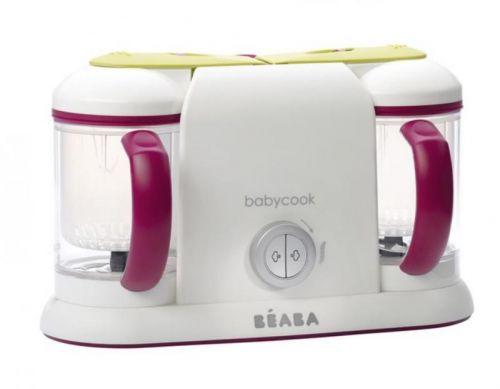 Beaba Parní vařič + mixér BABYCOOK DUO Gipsy