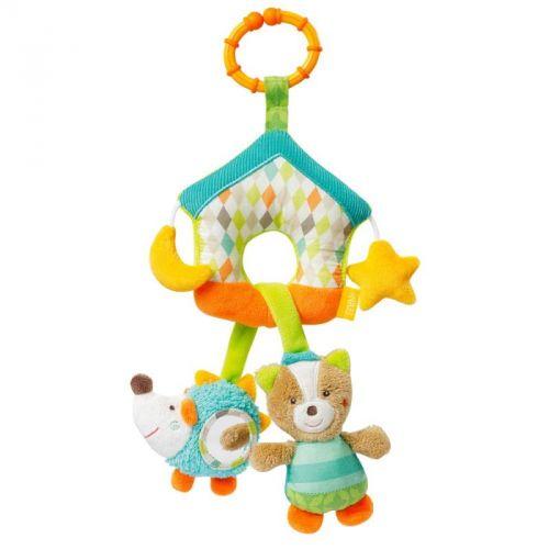 FEHN Forest hračka ježek s rodinkou