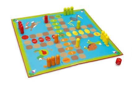 Scratch Stolní hra Zahrádka 2v1 cena od 355 Kč