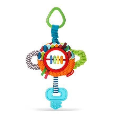 Skip Hop Chrastítko kousátko klíček cena od 329 Kč