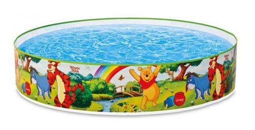 INTEX Bazének Medvídek Pú 122 x 23 cm