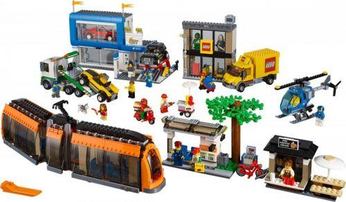 Lego City Náměstí ve městě 60097 cena od 4321 Kč