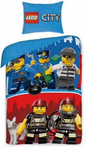 Lego CITY povlečení