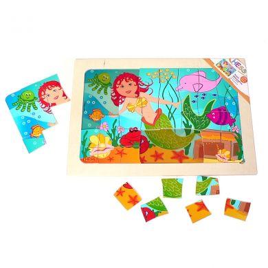HESS Puzzle mořská panna cena od 278 Kč