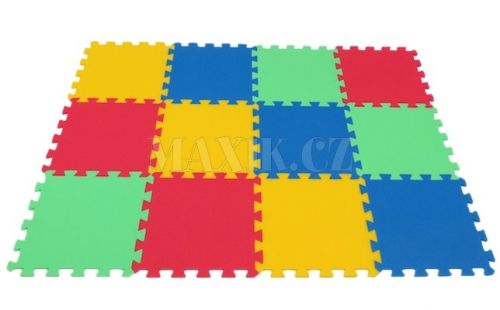 Malý Génius Pěnový koberec MAXI 12 d cena od 369 Kč