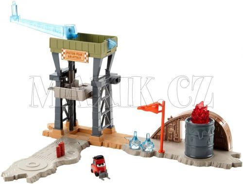 Mattel Planes Velký požár Výcviková základna cena od 475 Kč