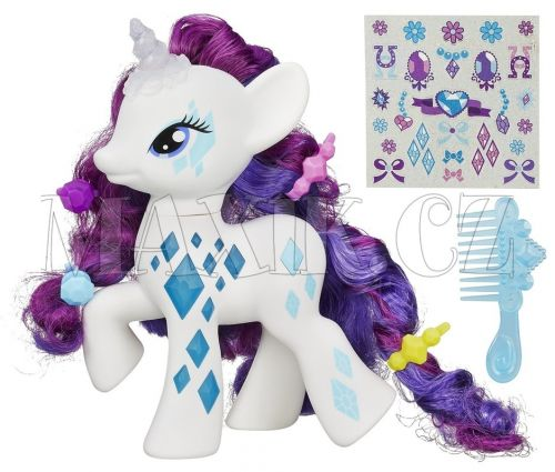XXL obrazek My Little Pony Fosforeskující Rarity