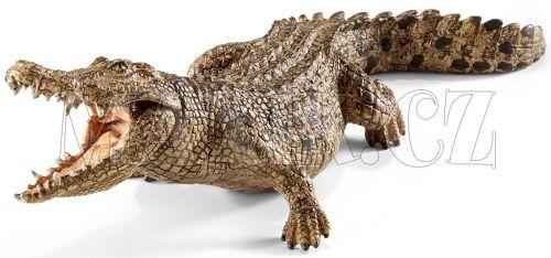 Schleich Krokodýl cena od 130 Kč