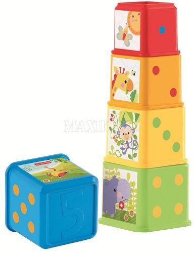 Fisher Price Zvířátková věž cena od 181 Kč