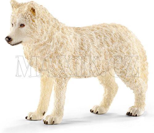 Schleich Arktický vlk cena od 109 Kč