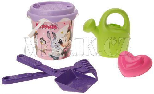 Smoby Disney Kyblíček Minnie s konvičkou a příslušenstvím cena od 159 Kč