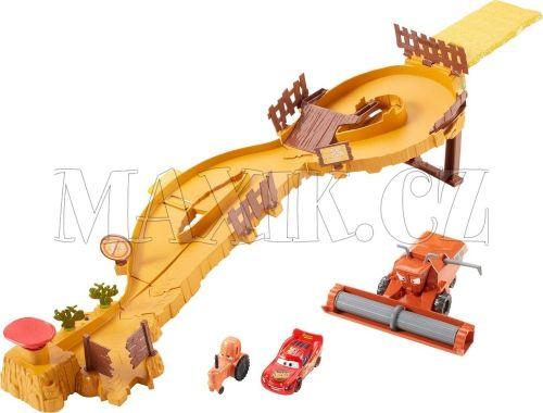 Mattel Cars Set Útěk před Frankem cena od 875 Kč