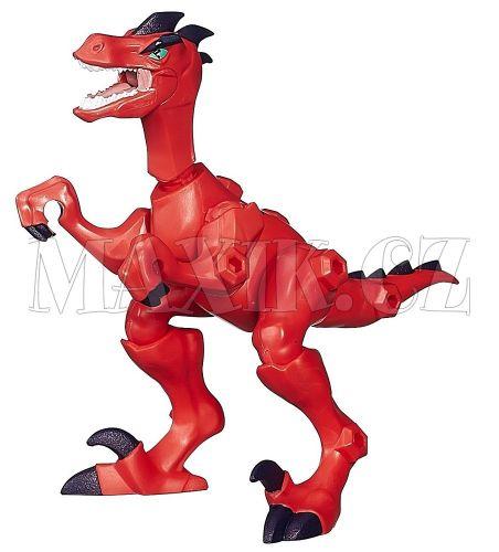 Hasbro Hero Mashers Dinosaurus Velociraptor cena od 299 Kč