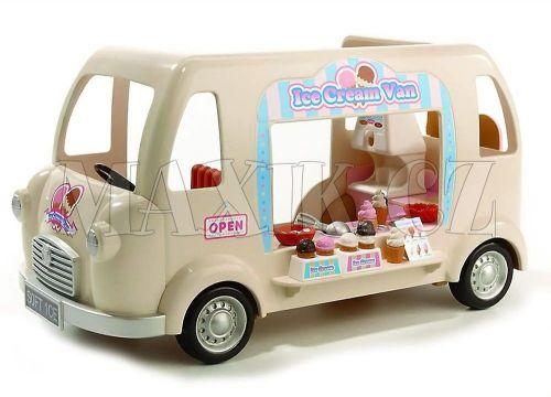 Sylvanian Families Pojízdný obchod se zmrzlinou cena od 537 Kč