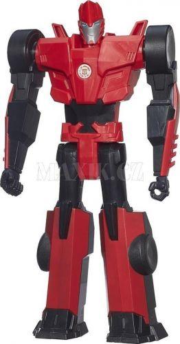 Transformers Pohyblivý Transformer Sideswipe cena od 343 Kč