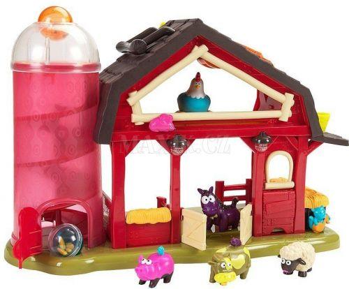 B.Toys Hudební farma cena od 0 Kč