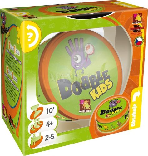 Asmodee: Dobble KIDS (1/6)