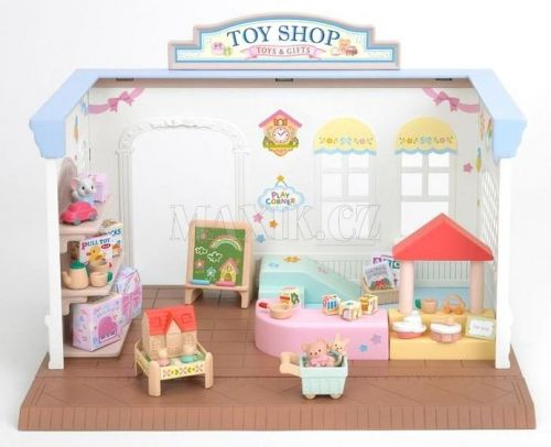 Sylvanian Families Obchod s hračkami cena od 628 Kč