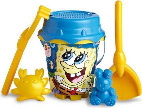 Unice Sponge Bob Pískový set cena od 90 Kč