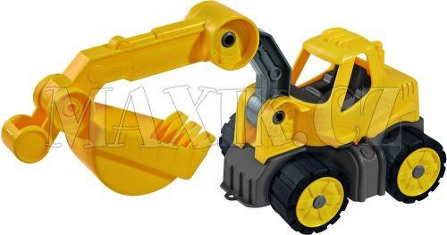 Big Power Worker Mini Bagr 23 cm cena od 165 Kč