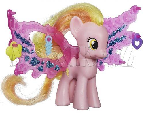 My Little Pony Poník s ozdobenými křídly Honey Rays cena od 0 Kč